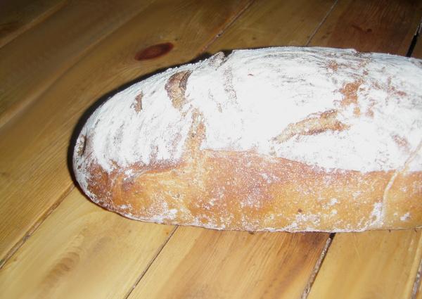 Žitný kvásek na pravý kváskový chléb